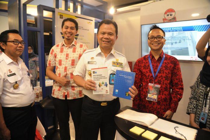 Serunya Kampanye Hukum di Legal Expo 2019
